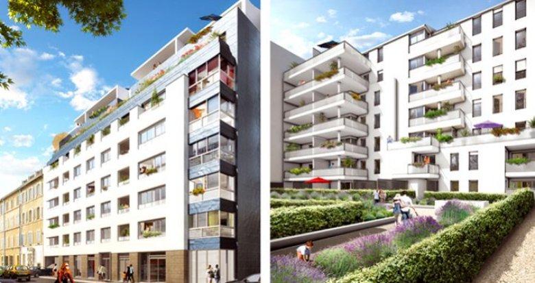 Achat / Vente immobilier neuf Marseille 5ème proche de la place Sebastopol (13005) - Réf. 623