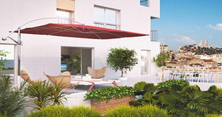 Achat / Vente immobilier neuf Marseille 6ème proche de Castellane (13006) - Réf. 298