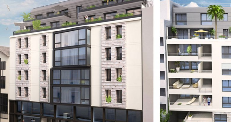 Achat / Vente immobilier neuf Marseille 7 arrondissement proche quais des Ligures (13007) - Réf. 624