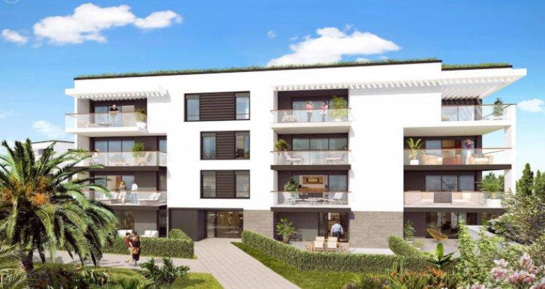 Achat / Vente immobilier neuf Marseille 8 à 100 mètres de la plage (13008) - Réf. 4317