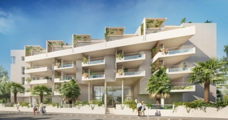 Achat / Vente immobilier neuf Marseille 8 proche du parc Borély (13008) - Réf. 2217