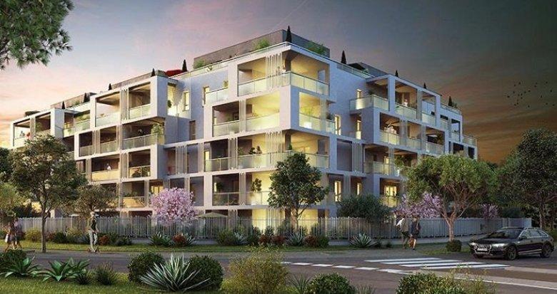 Achat / Vente immobilier neuf Marseille 8 quartier Bonneveine (13008) - Réf. 1864