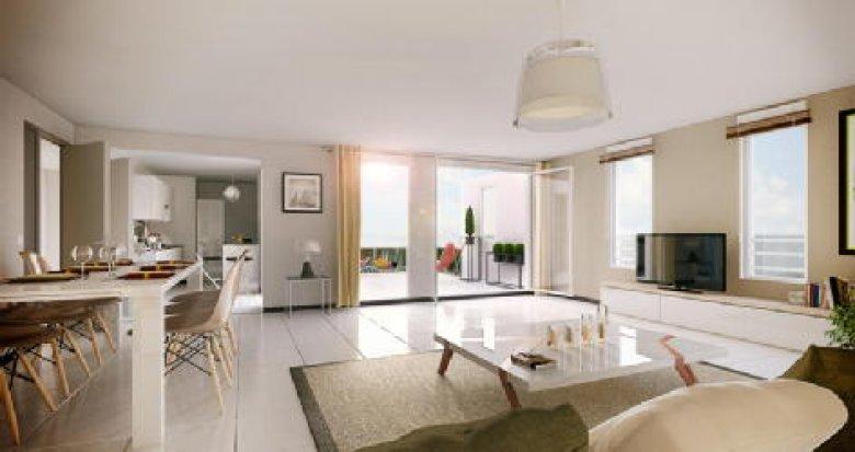 Achat / Vente immobilier neuf Marseille 8 quartier Bonneveine (13008) - Réf. 1320