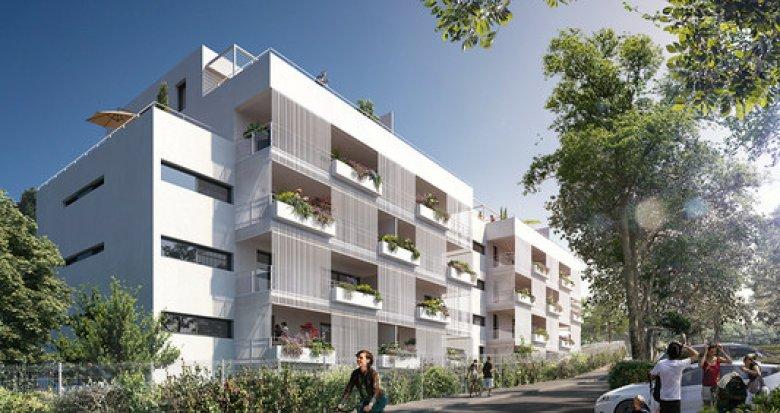 Achat / Vente immobilier neuf Marseille 8 secteur Clot Bey (13008) - Réf. 4078