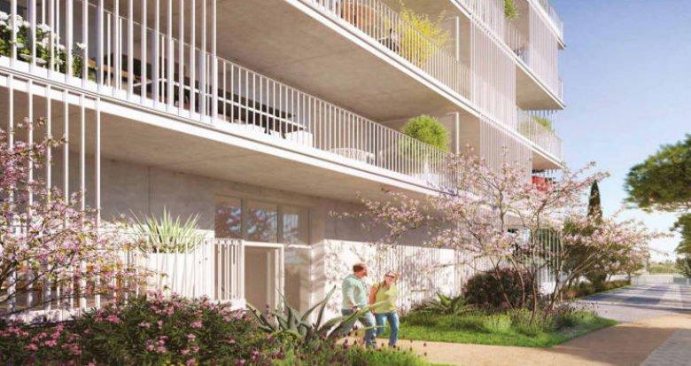 Achat / Vente immobilier neuf Marseille 8 secteur Vieille Chapelle (13008) - Réf. 4815