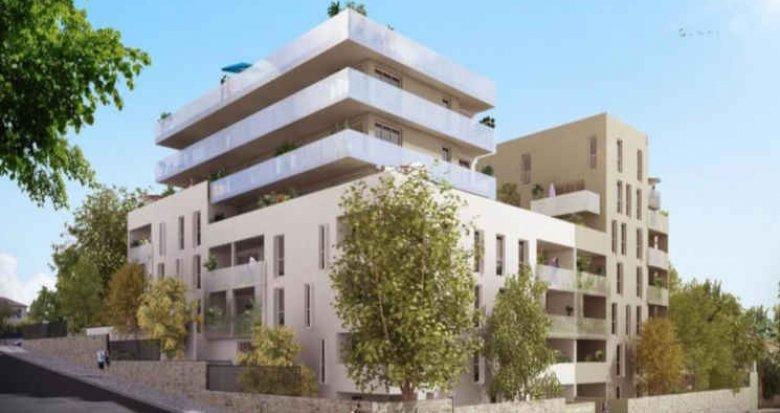 Achat / Vente immobilier neuf Marseille  9 Michelet sur Jardin (13009) - Réf. 2627