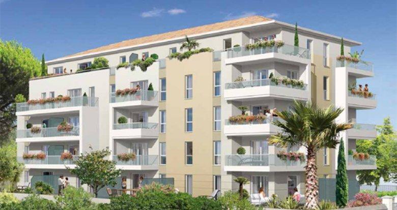 Achat / Vente immobilier neuf Marseille 9 proche Mazargues (13009) - Réf. 941