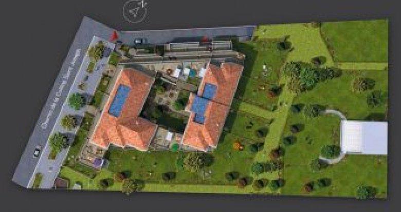 Achat / Vente immobilier neuf Marseille 9 quartier le Cabot (13009) - Réf. 914