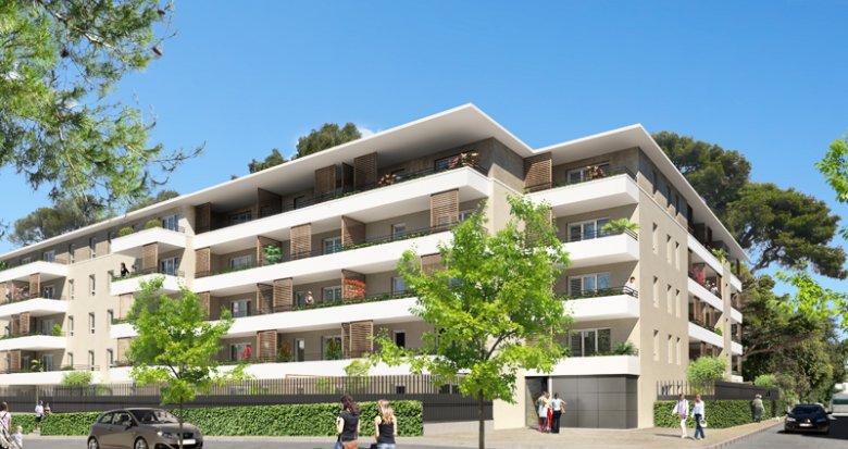 Achat / Vente immobilier neuf Marseille 9 quartier Sormiou (13009) - Réf. 971
