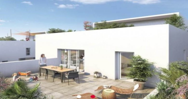 Achat / Vente immobilier neuf Marseille 9 secteur Romain Rolland (13009) - Réf. 3025