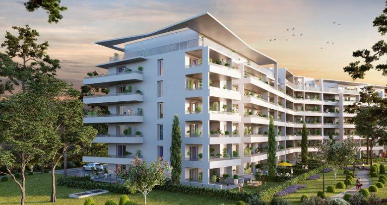 Achat / Vente immobilier neuf Marseille 9  secteur Valmante (13009) - Réf. 2094