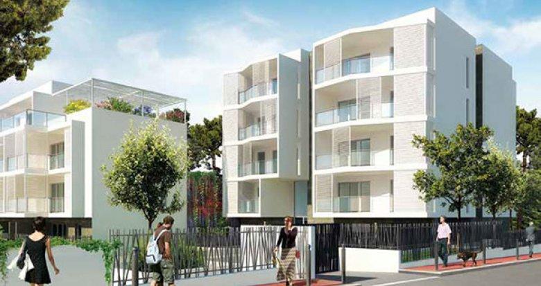 Achat / Vente immobilier neuf Marseille 9e quartier Le Cabot (13009) - Réf. 552