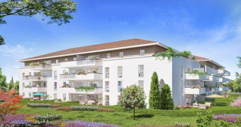 Achat / Vente immobilier neuf Marseille à 1 minute du bus (13013) - Réf. 4869