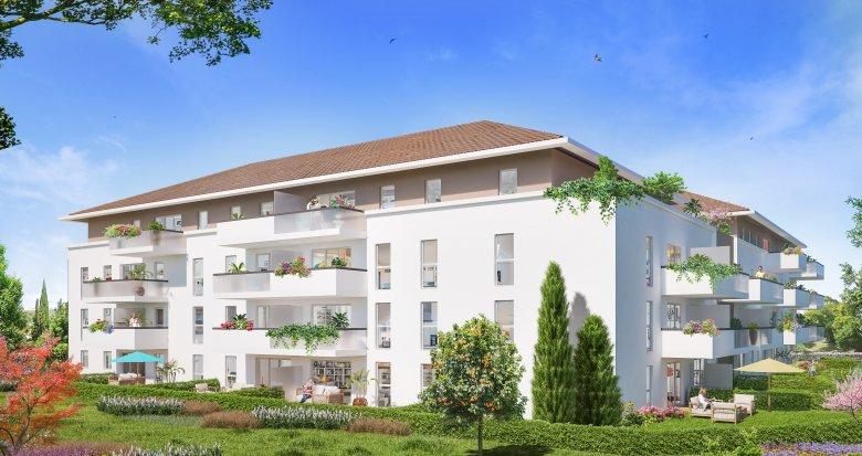 Achat / Vente immobilier neuf Marseille à 1 minute du bus (13013) - Réf. 3876