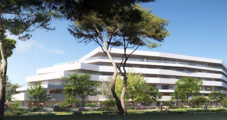 Achat / Vente immobilier neuf Marseille à 200 mètres de la mer (13008) - Réf. 3906
