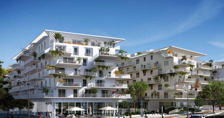 Achat / Vente immobilier neuf Marseille cœur du 9e arrondissement (13009) - Réf. 4326