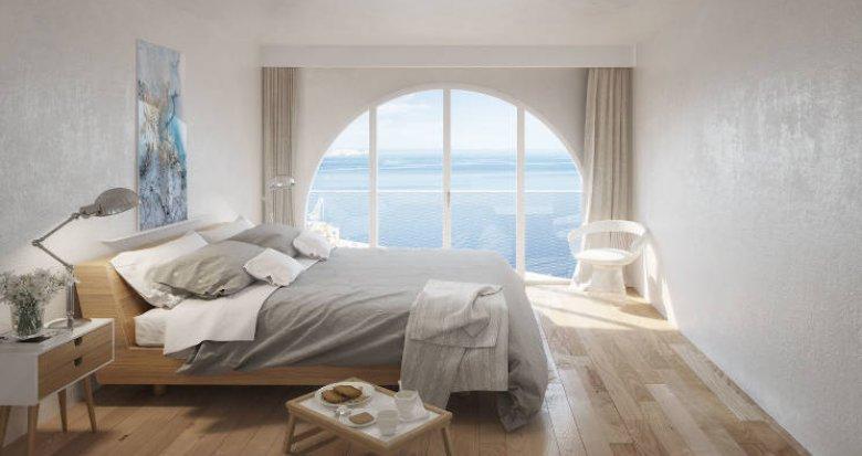 Achat / Vente immobilier neuf Marseille face à la Méditerranée (13002) - Réf. 4579