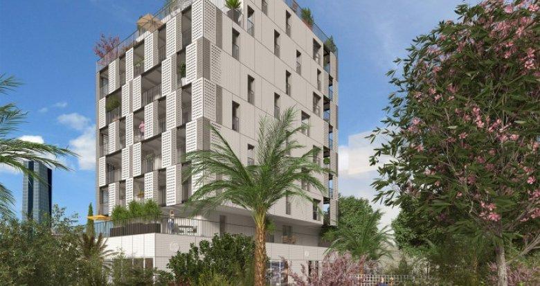 Achat / Vente immobilier neuf Marseille proche métro ligne 2 (13002) - Réf. 968