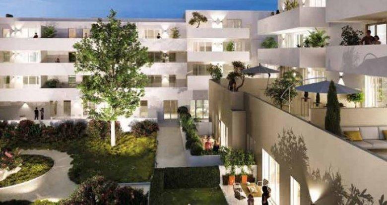 Achat / Vente immobilier neuf Marseille proche Stade Vélodrome (13001) - Réf. 870