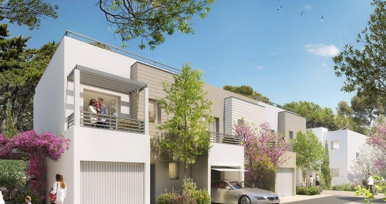 Achat / Vente immobilier neuf Marseille quartier Saint-Julien (13012) - Réf. 3011