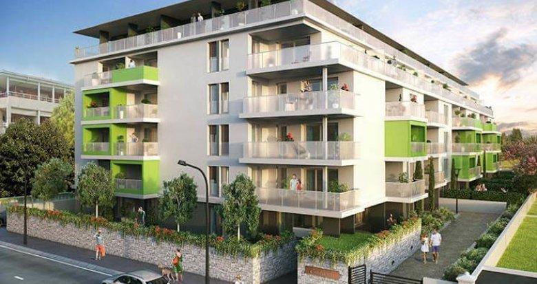 Achat / Vente immobilier neuf Marseille secteur Saint - Julien (13012) - Réf. 4314