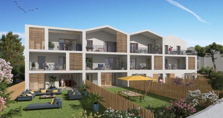 Achat / Vente immobilier neuf Martigues secteur La Couronne (13500) - Réf. 3024