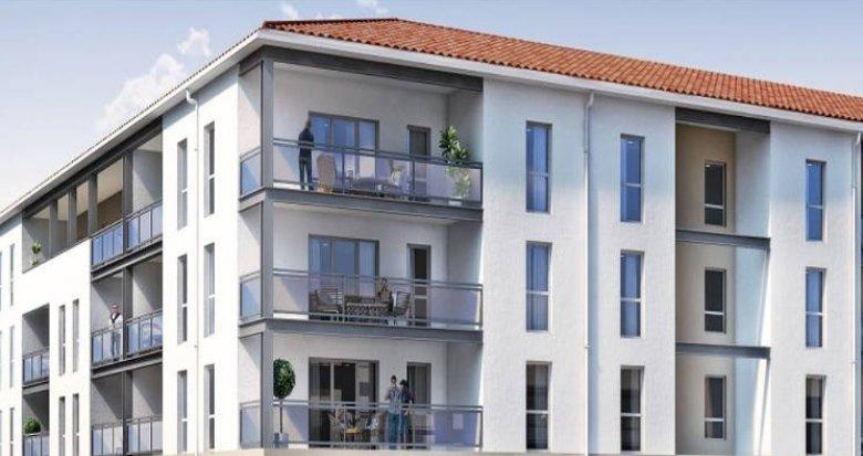 Achat / Vente immobilier neuf Miramas à deux pas de la Place Jourdan (13140) - Réf. 2972