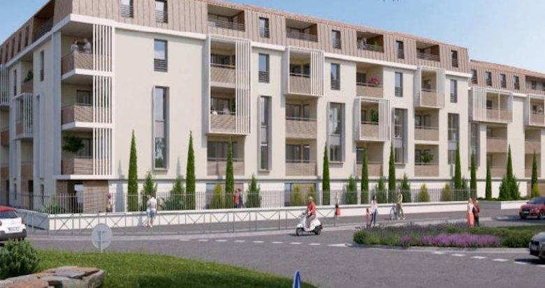 Achat / Vente immobilier neuf Miramas proche commerces et transports (13140) - Réf. 3891