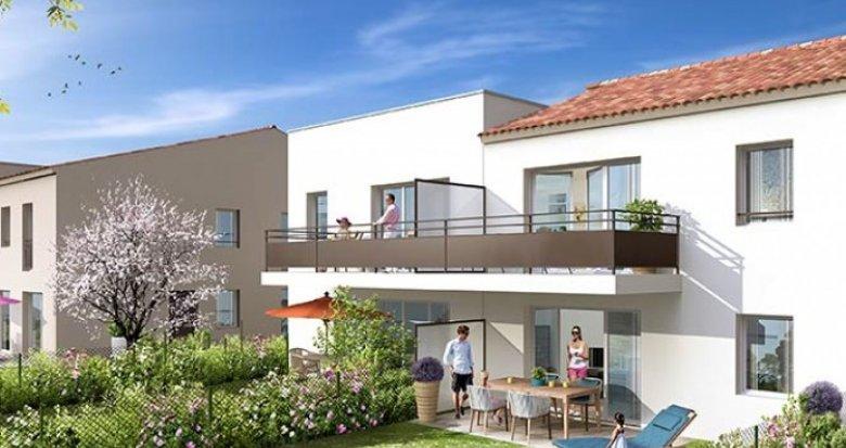 Achat / Vente immobilier neuf Miramas proche écoles et commerces (13140) - Réf. 749