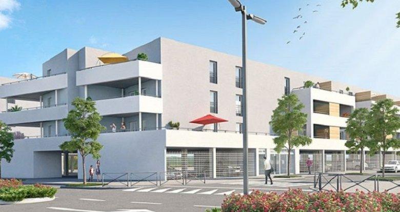 Achat / Vente immobilier neuf Miramas secteur très prisé résidentiel (13140) - Réf. 1308
