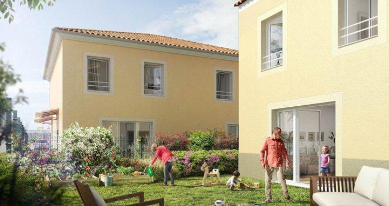 Achat / Vente immobilier neuf Miramas TVA réduite (13140) - Réf. 545