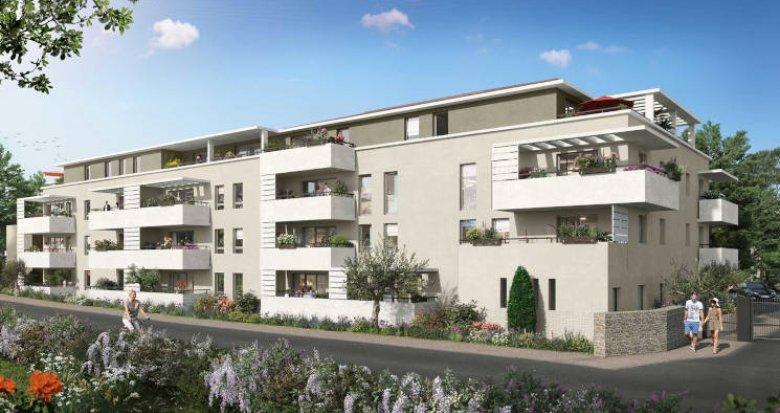 Achat / Vente immobilier neuf Pélissanne à 10 min de Salon-de-Provence (13330) - Réf. 5997