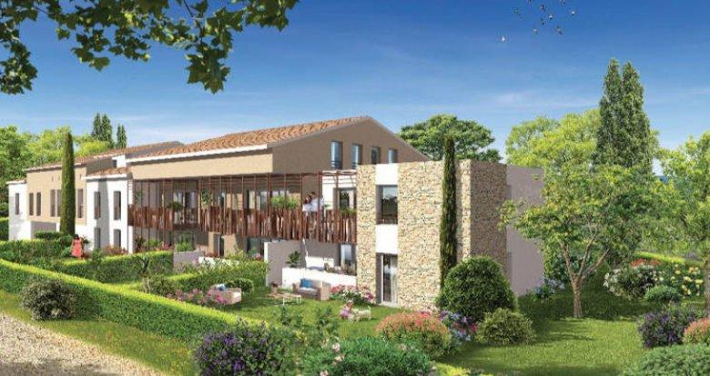 Achat / Vente immobilier neuf Pélissanne à deux pas des commerces (13330) - Réf. 4577