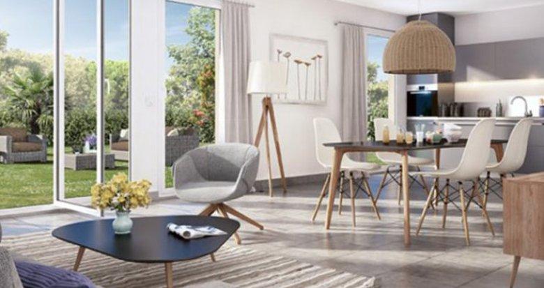 Achat / Vente immobilier neuf Peyrolles-en-Provence proche pôle d'activités (13860) - Réf. 2260
