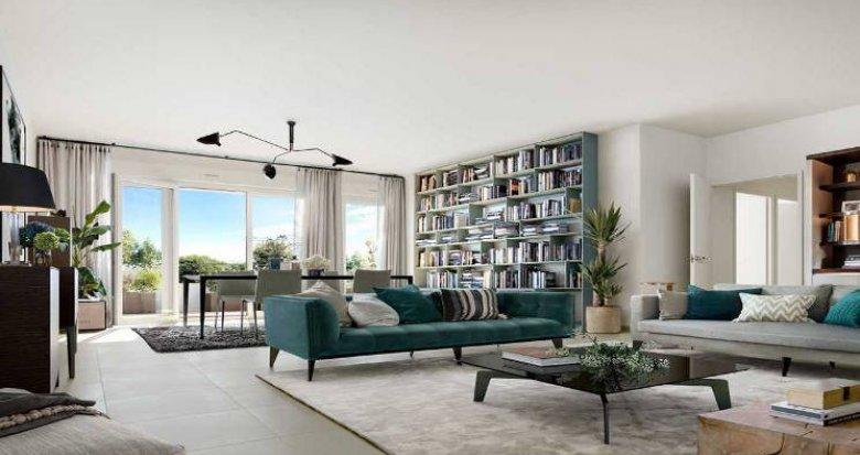 Achat / Vente immobilier neuf Plan-de-Cuques petite résidence à 2 pas du centre (13380) - Réf. 5234
