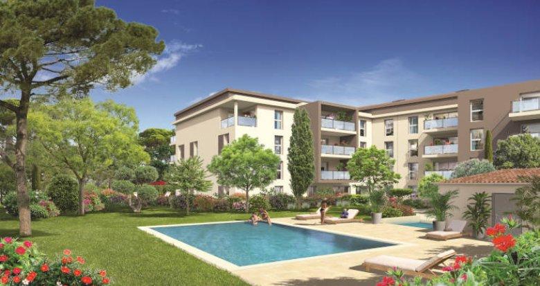 Achat / Vente immobilier neuf Plan de Cuques proche du centre du village (13380) - Réf. 4609