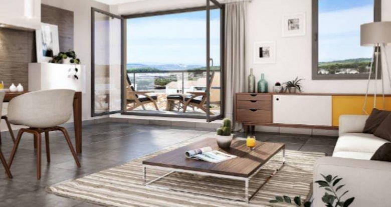 Achat / Vente immobilier neuf Rognes secteur calme proche des commodités (13840) - Réf. 4595