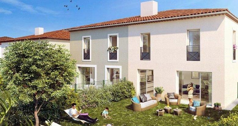 Achat / Vente immobilier neuf Saint-Martin-de-Crau à 700 mètres du centre-ville (13310) - Réf. 1748