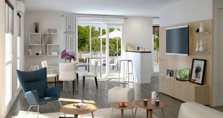 Achat / Vente immobilier neuf Saint-Rémy-de-Provence en plein cœur du village (13210) - Réf. 5966