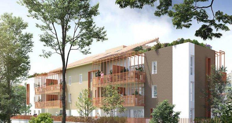 Achat / Vente immobilier neuf Salon-de-Provence à 1 minute du collège (13300) - Réf. 3929
