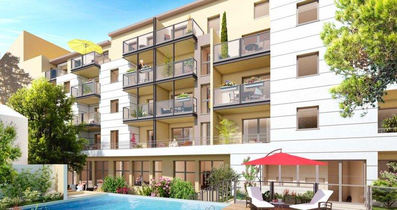 Achat / Vente immobilier neuf Salon-de-Provence centre-ville proche commerces (13300) - Réf. 1951