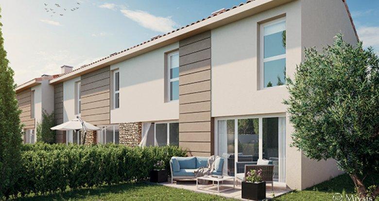 Achat / Vente immobilier neuf Salon-de-Provence proche commodités (13300) - Réf. 2150