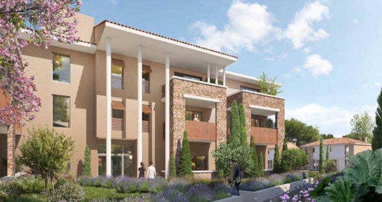 Achat / Vente immobilier neuf Salon-de-Provence proche gare (13300) - Réf. 3365