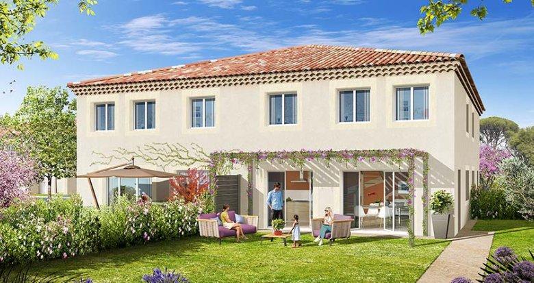 Achat / Vente immobilier neuf Salon-de-Provence proche Parc de la Gandonne (13300) - Réf. 1088