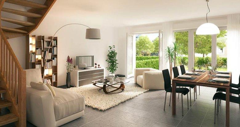 Achat / Vente immobilier neuf Sénas proche centre (13560) - Réf. 642