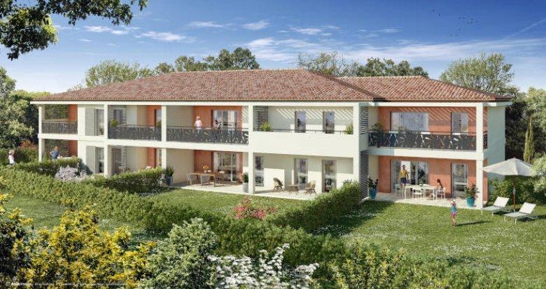 Achat / Vente immobilier neuf Trets village provençal à 25 min d'Aix-en-Provence (13530) - Réf. 5921