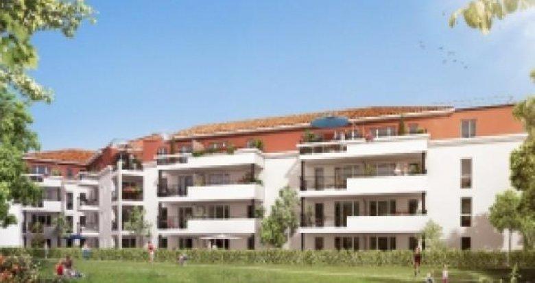 Achat / Vente immobilier neuf Vitrolles proche du Parc du Griffon (13127) - Réf. 396