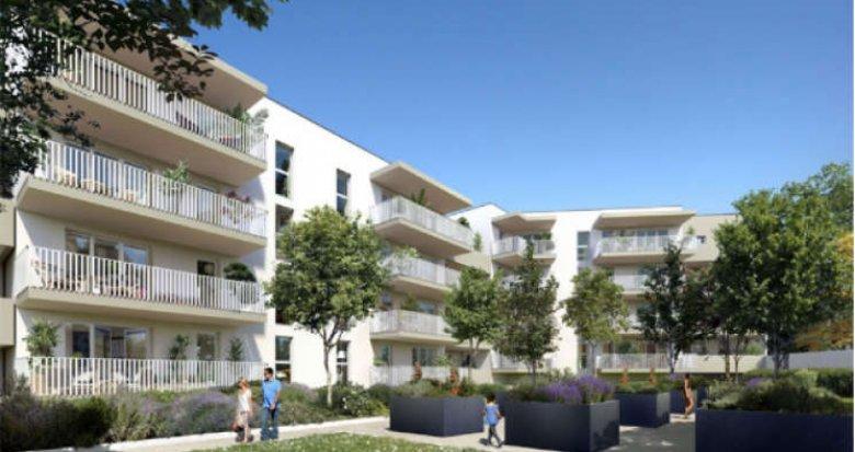 Achat / Vente immobilier neuf Vitrolles proche Parc du Griffon (13127) - Réf. 1375